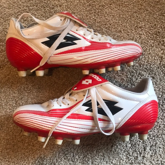 discount coupon affordable price customers first Lotto soccer cleats size 6